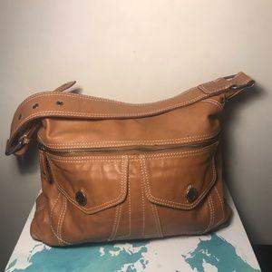 Wilsons Leather Hobo Bag